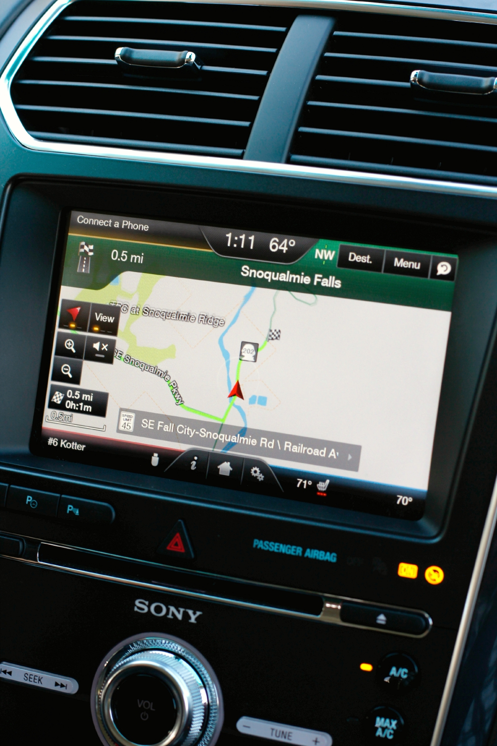 On the Road with Ford Explorer Geocaching