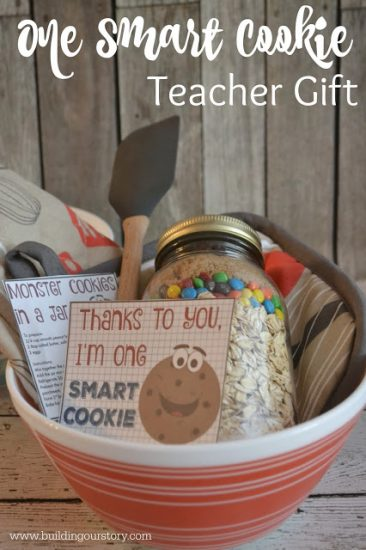 One Smart Cookie Teacher Gift