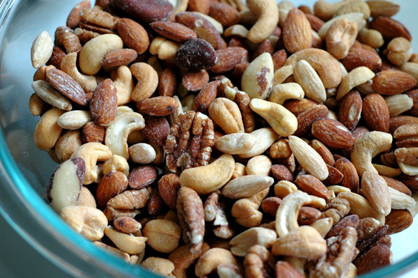 Orange Spiced Nuts Recipe