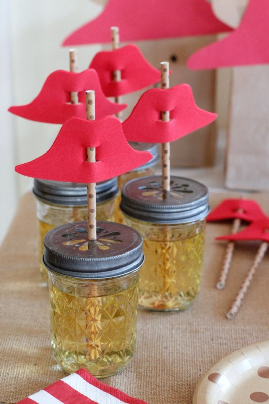 Paddington Bear Straw Sipper Hats