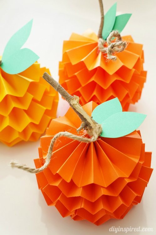 15 Pumpkin Projects that Pop for Halloween | Make and Takes