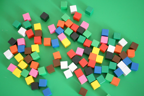 Pattern Blocks for Building