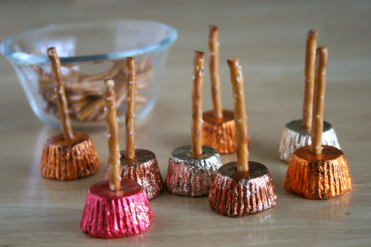 Halloween Candy Witch Brooms to Make You Cackle