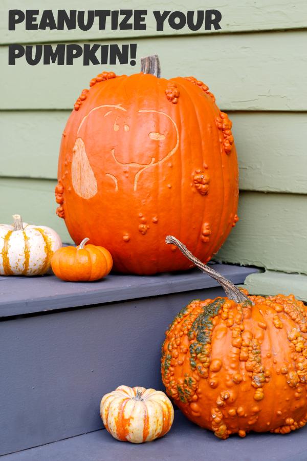 Peanutize Your Pumpkin