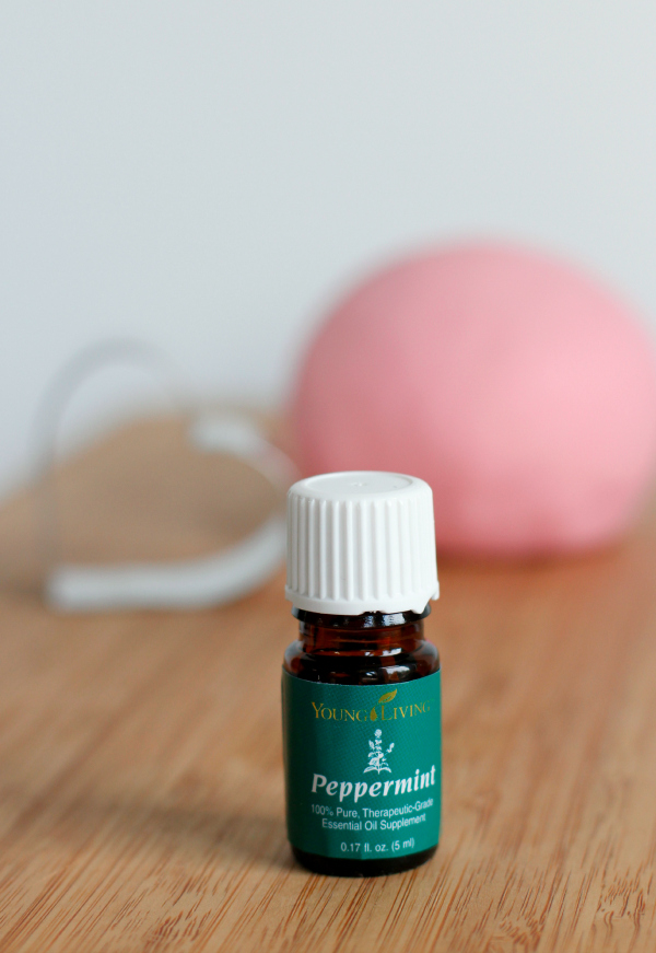 Peppermint Essential Oil for Play Dough