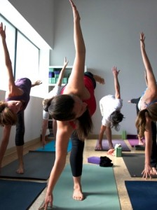 Photo from We Are Yoga