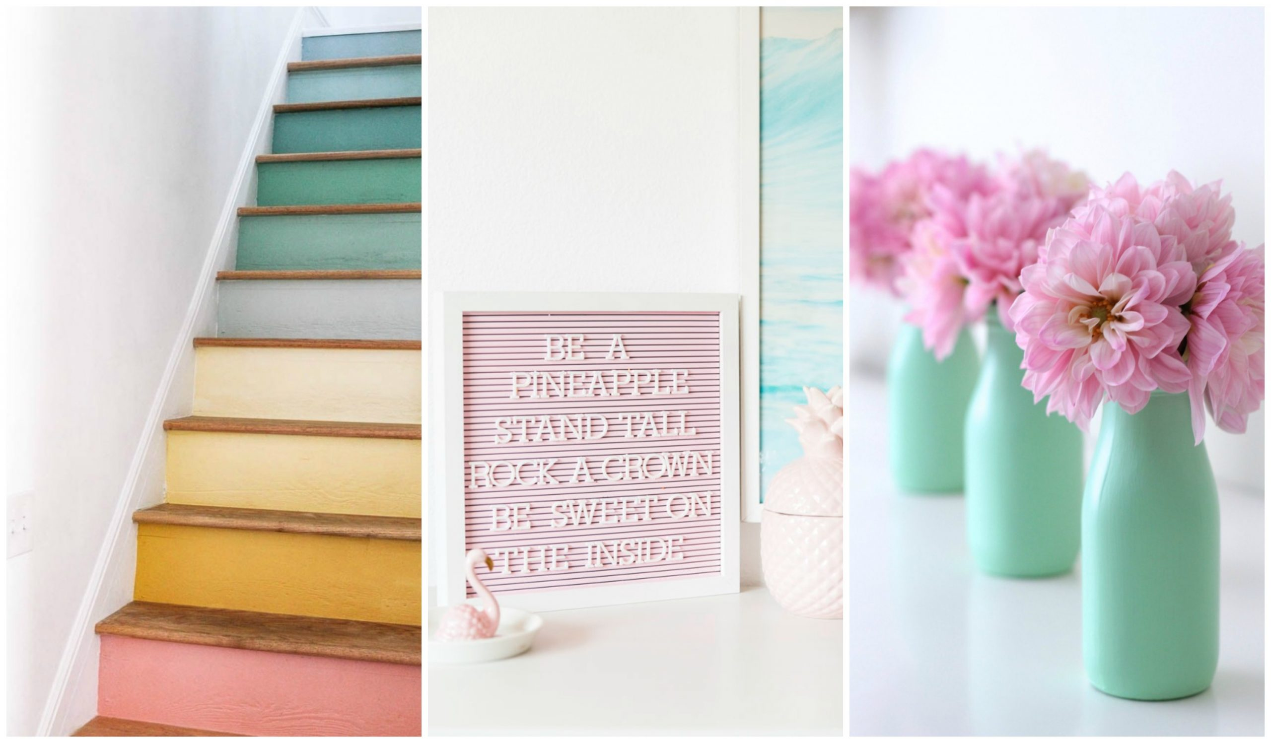 9 Now Ideas For Pastel Diy Decor Make And Takes