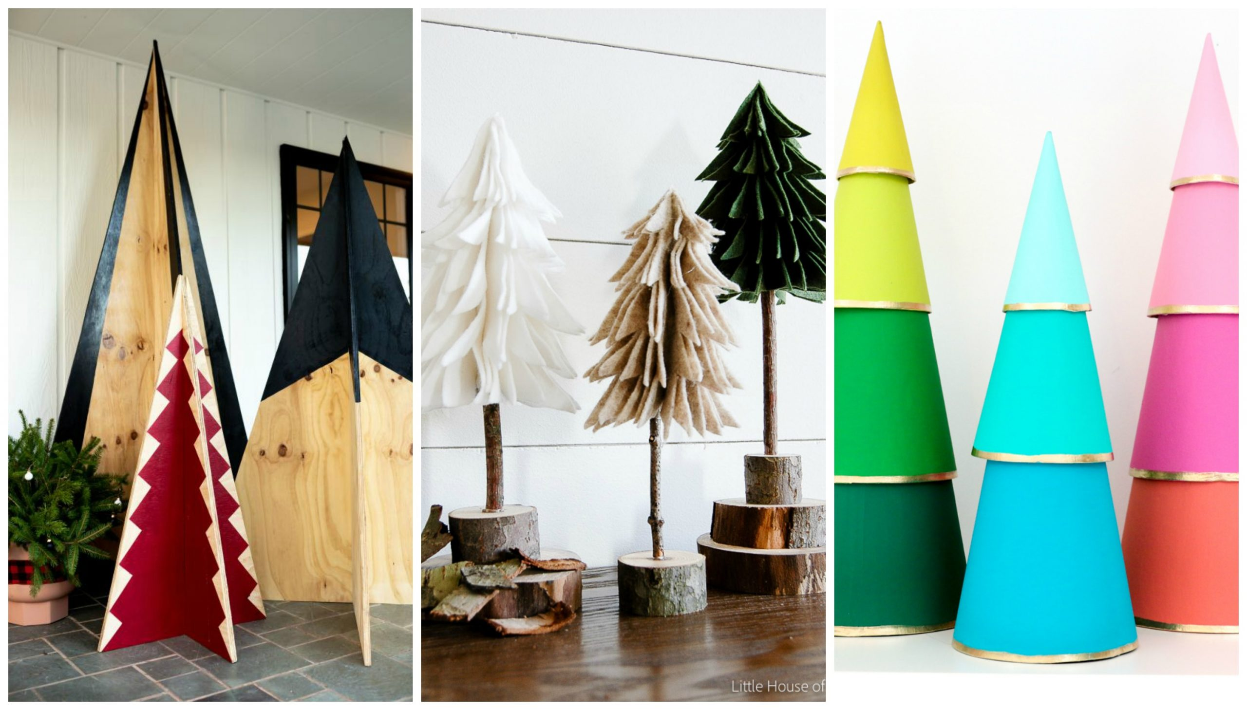 DIY Christmas Tree Decor