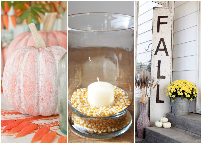 9 Ideas for Simple Fall Decor