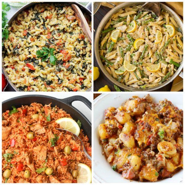 9 One Pot Meals
