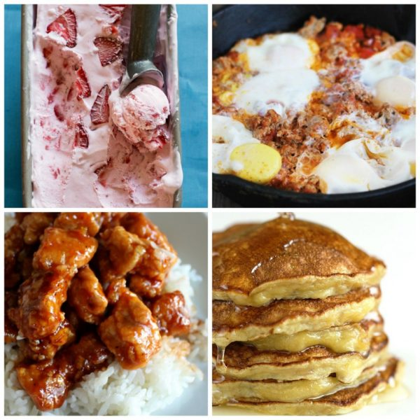 30 3-Ingredient Recipes