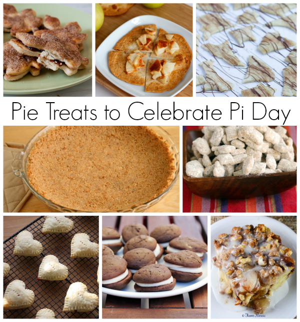 Pie Treats to Celebrate Pi Day
