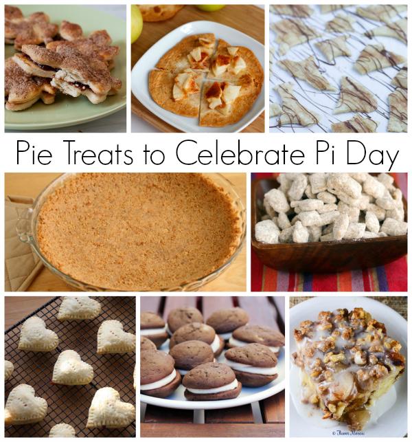 Pie Treats to Celebrate Pi Day