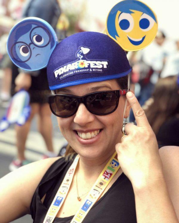Pixar Fest Micky Hats