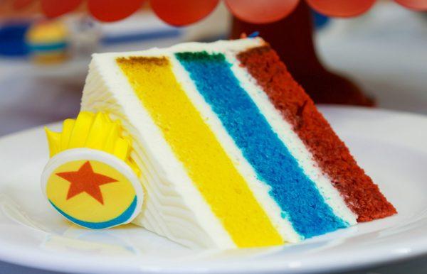 Pixarfest Pixar Cake