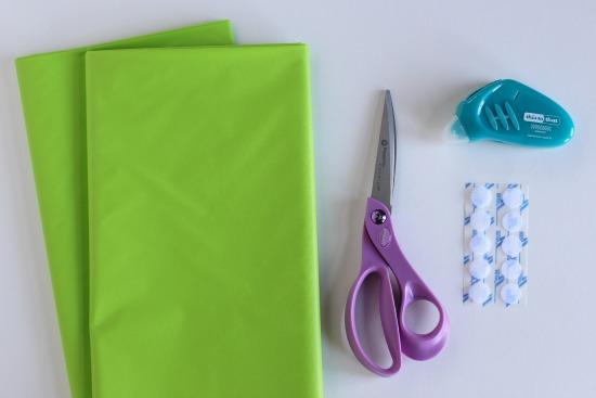 Plastic Hula Skirt Supplies