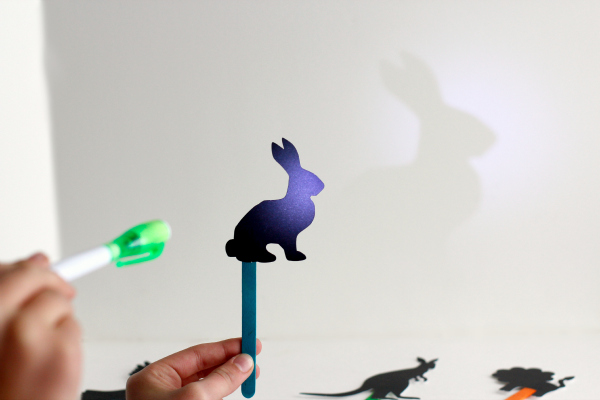 Play with Shadow Puppets
