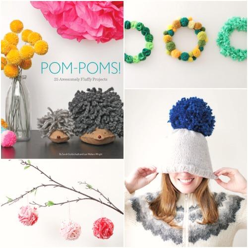 Pom-Poms Book
