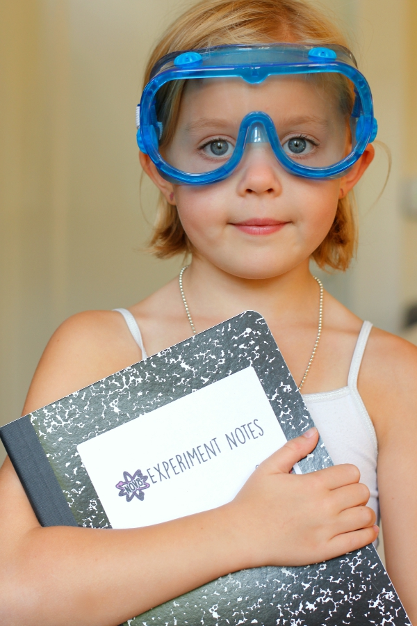 Project MC2 Experiment with Goggles