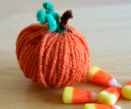 Pumpkn Yarn Craft