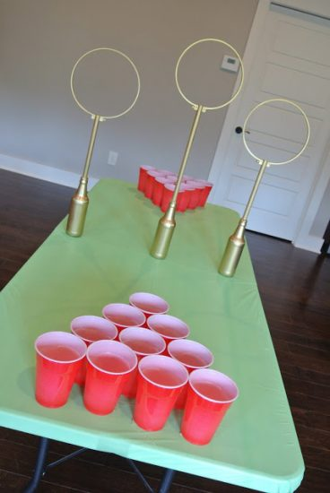 15 Ideas For A Hosting A Harry Potter Party Make And Takes