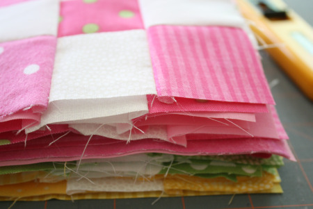 Quilt Squares for Baby Quilt