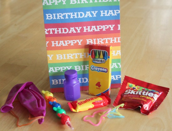 Rainbow Birthday Party Ideas Make and Takes