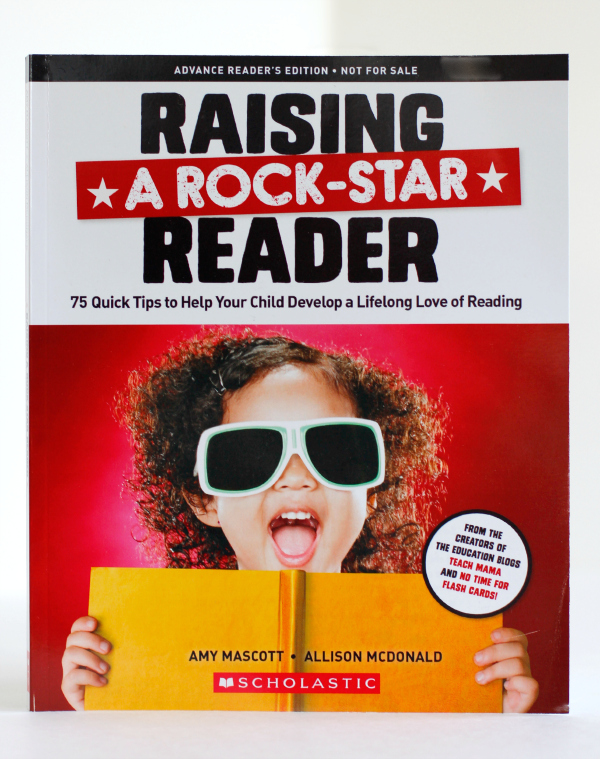 Raising a Rock-Star Reader Book