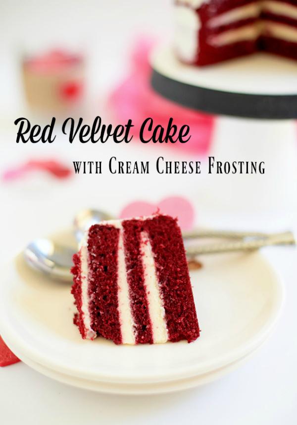 how to make frosting for red velvet cake