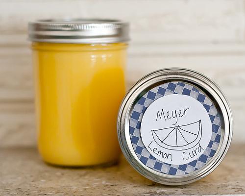 Rich Meyer Lemon Curd Recipe