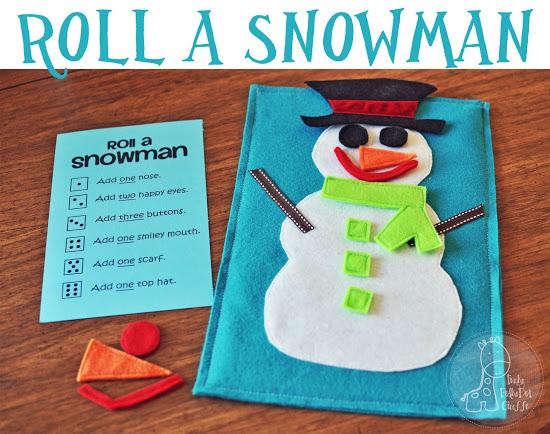 Roll Snowman 9