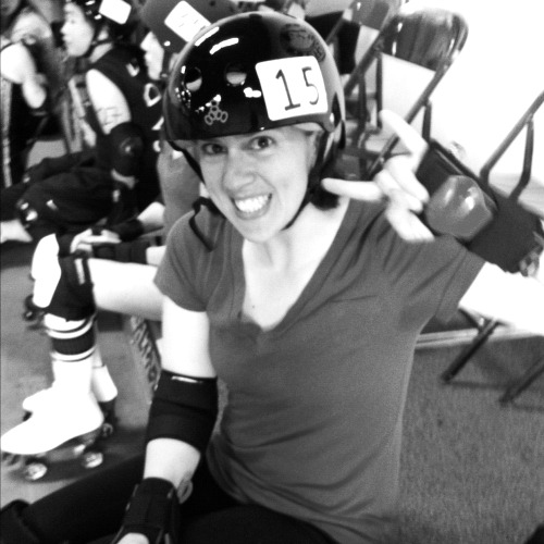 Roller Derby Camp with Rat City