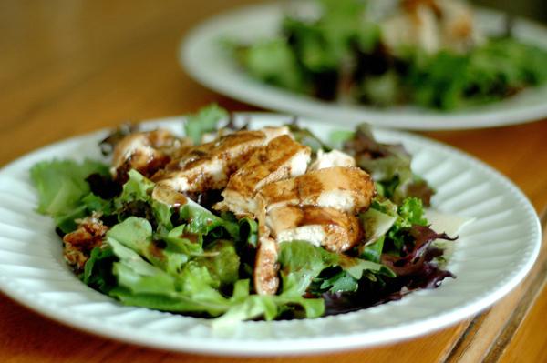 Rosemary Balsamic Chicken Salad