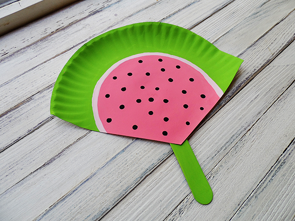 Watermelon Fan for Summer