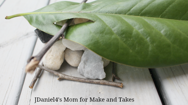 SCIENCE EXPERIMENTS FOR KIDS – EXPLORING RAMPS - Leaf on Rocks