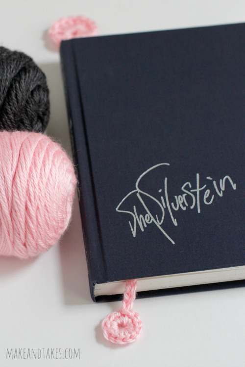 Save Your Spot with a Crochet Bookmark