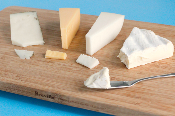 Selecting Specialty Cheeses for Kids