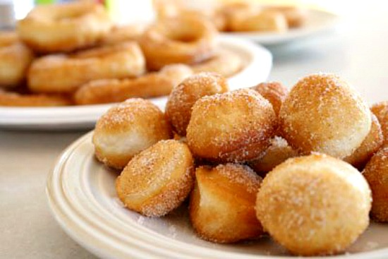 Semi-Homemade Donuts to Make