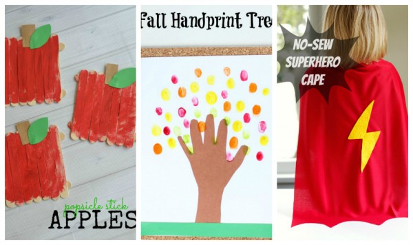 September 2015 Craft Projects