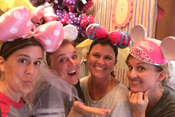 Wear Silly Disneyland Hats