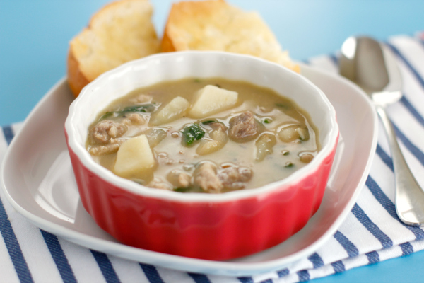 Simple Italian Soup Recipe for Dinner