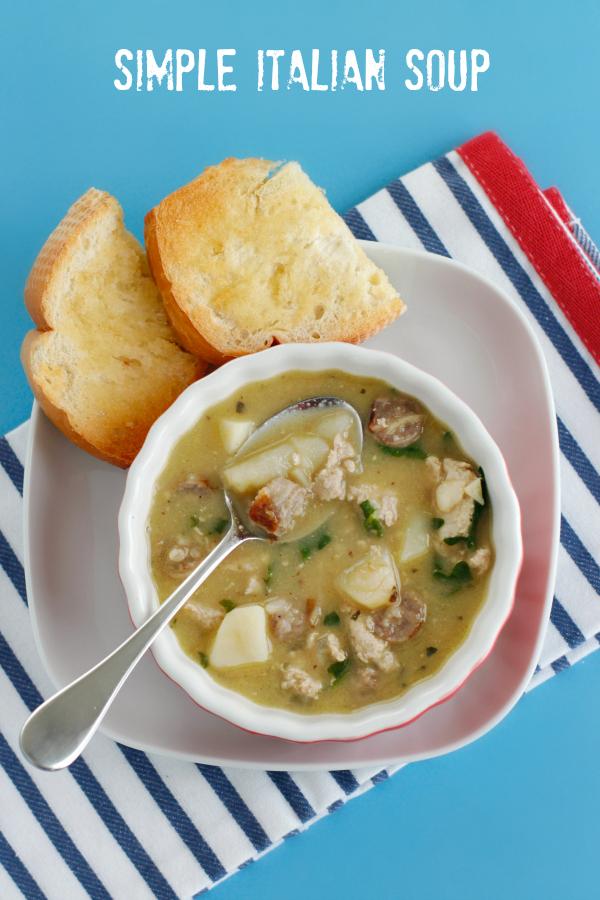 Simple Italian Soup Recipe