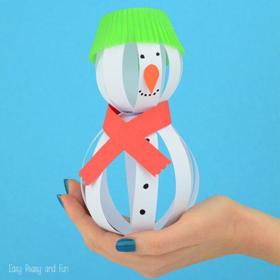 simple-snowman-craft