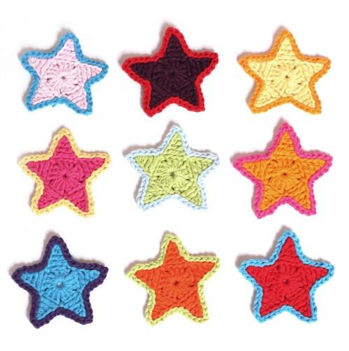 Simple Star Pattern by accordingtomatt.blogspot.de