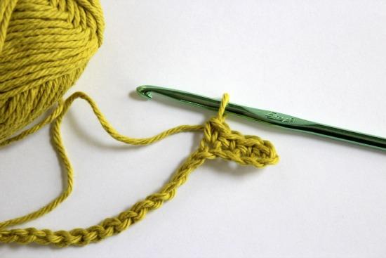 Single Crochet Snake