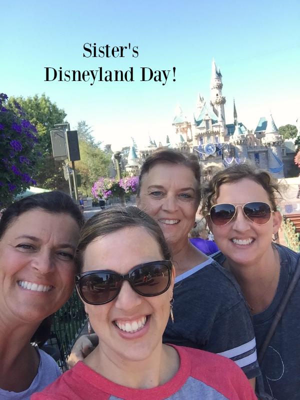 Sister Disneyland Trip