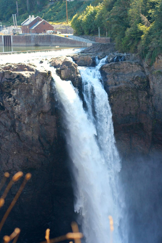 Snoqualmie Falls Geocaching Adventure