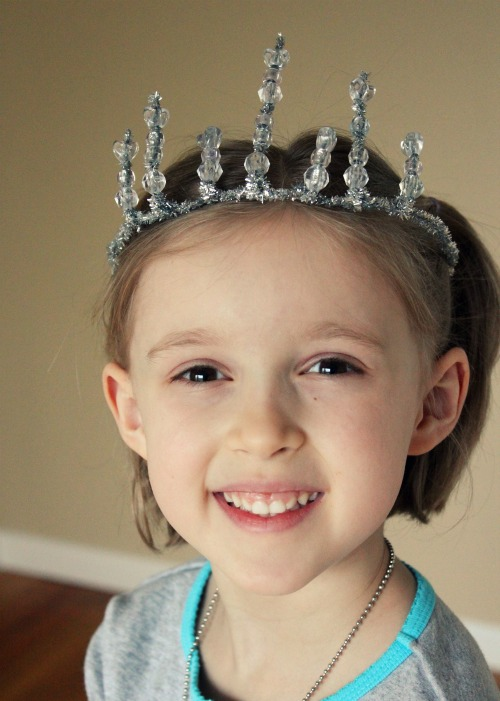 Pipe Cleaner Ice Crowns