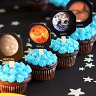 Solar System Birthday Party