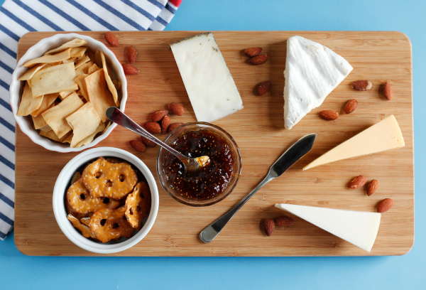 Specialty Cheese Board for Kids